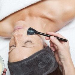 kemisk peeling klinik visage